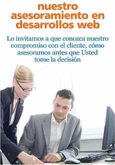 Asesoramiento en Diseño web. Páginas web para empresas